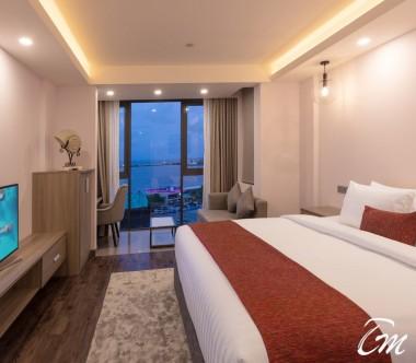 Maagiri Hotel Maldives Premier Ocean View Room Interior