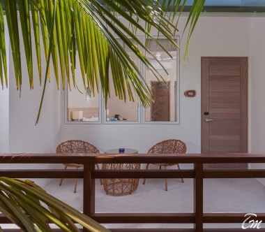 Malahini Kuda Bandos Resort Classic Room Exterior