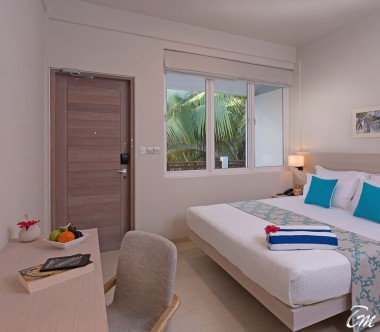 Malahini Kuda Bandos Resort Classic Room Interior