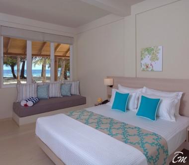 Malahini Kuda Bandos Resort Deluxe Room Ocean View
