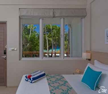 Malahini Kuda Bandos Resort Superior Room Ocean View