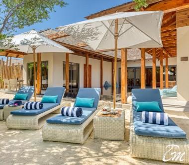 Mövenpick Resort Kuredhivaru Maldives Beach Spa Residence Exterior