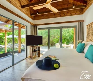 Mövenpick Resort Kuredhivaru Maldives Beach Spa Residence Interior