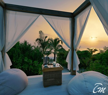 Mövenpick Resort Kuredhivaru Maldives Beach Pool Suite Sunrise Deck