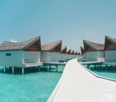 Mövenpick Resort Kuredhivaru Maldives Overwater Pool Villa Ocean Jetty