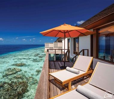 OBLU SELECT at Sangeli Maldives Water Villa And View