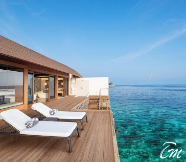 The Westin Maldives Miriandhoo Resort Overwater Villa