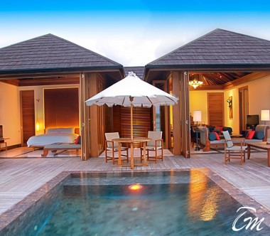 Paradise Island Resort, Maldives Haven Suite Exterior