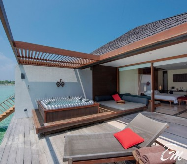 Paradise Island Resort, Maldives Haven Villa-Deck