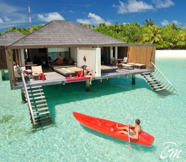 Paradise Island Resort, Maldives Water Villa