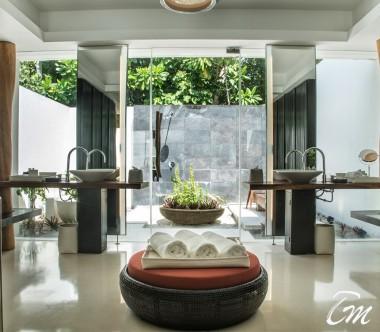 Park Villa Bathroom - Park Hyatt Hadahaa Maldives