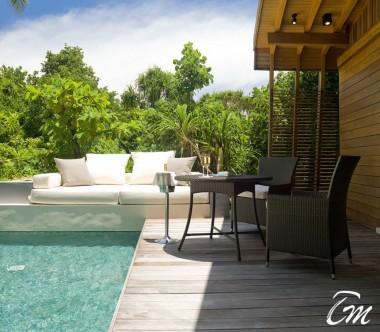 Luxury Park Villa Exterior - Park Hyatt Hadahaa Maldives