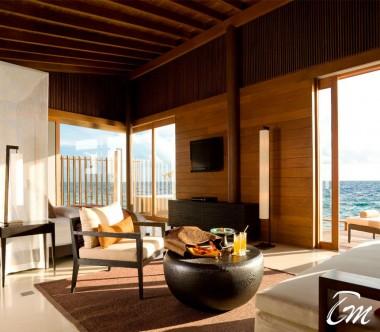 Luxury Park Water Villa - Park Hyatt Maldives