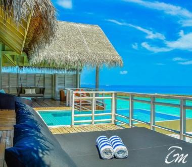 Amaya Kuda Rah Maldives Presidential Suite with pool
