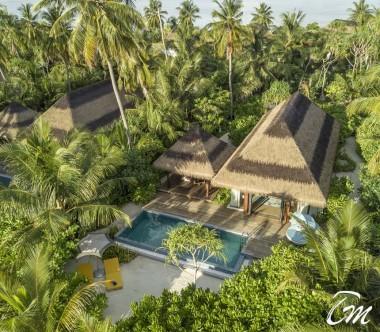 Pullman Maldives Beach Pool Villa