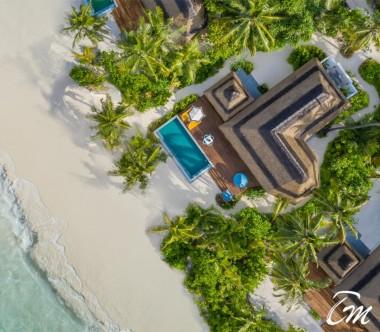 Pullman Maldives Maamutaa Resort Family Pool Villa