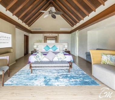 Pullman Maldives Ocean Villa Interior