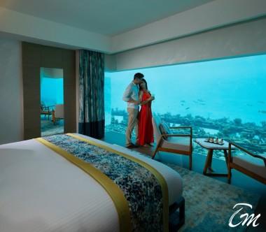 Pullman Maldives Maamutaa Resort Aqua Villa