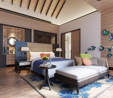 Radisson Blu Resort Maldives Overwater Villa with Private Pool