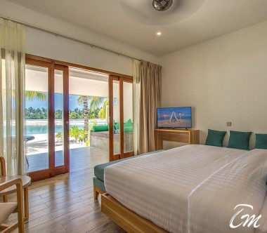 Rahaa Resort Maldives Lake View Villa