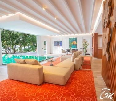 Royal Beach Villa Pool - Emerald Maldives Resort