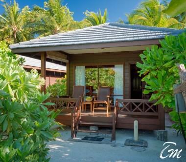 Royal Island Resort and Spa Maldives Beach Villa Exterior