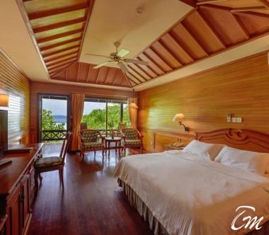 Royal Island Resort and Spa Maldives Beach Villa Interior
