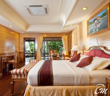 Royal Island Resort and Spa Maldives Presidential Suite Interior