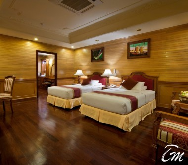 Royal Island Resort and Spa Maldives Presidential Suite  Twin Bed