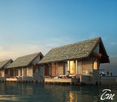 SAii Lagoon Maldives Overwater Villa - Exterior