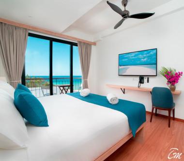 Ranthari Hotel and Spa Maldives SEA VIEW DOUBLE ROOM