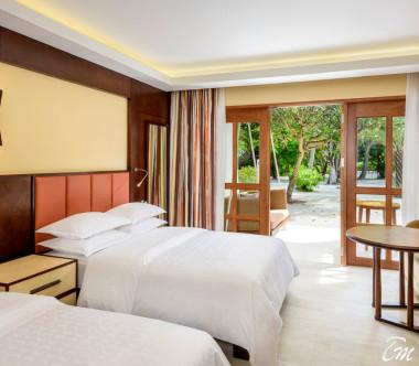 Sheraton Maldives Full Moon Resort and Spa Deluxe
