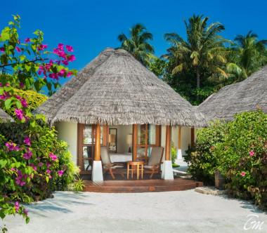 Sheraton Maldives Full Moon Resort and Spa Island Cottage