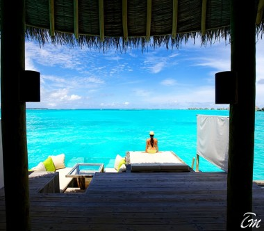 Six Senses Laamu Maldives Lagoon Water Villa Deck