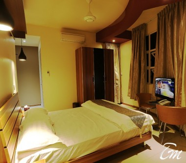 Surfview Raalhugandu Airport Hotel Male - Sea View Room
