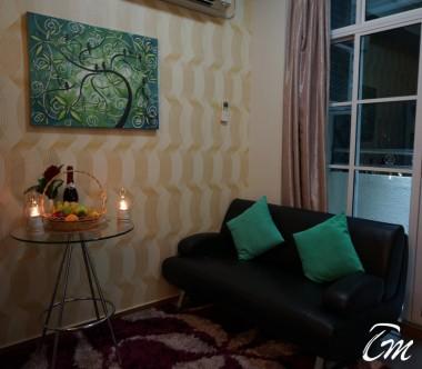 Surfview Raalhugandu - Suite Room Interior