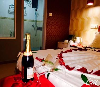 Suite Room Arrangements - Surfview Hotel Male