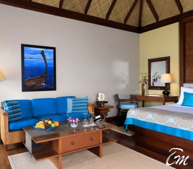 Taj Exotica Resort and Spa, Maldives Deluxe Lagoon Villa with Pool Ocean Face