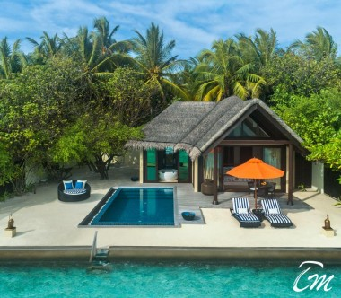 Taj Exotica Resort and Spa, Maldives Premium Villa with Pool Exterior