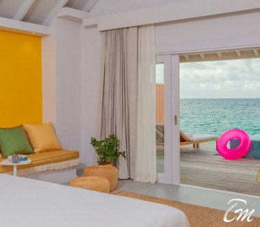 The Standard Huruvalhi Maldives 2 Bedroom Lagoon Over-water Villa