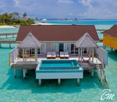 The Standard Huruvalhi Maldives - The Standard Residence