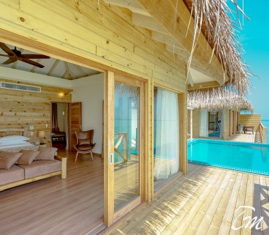 You and Me Maldives By Cocoon You & Me Suite