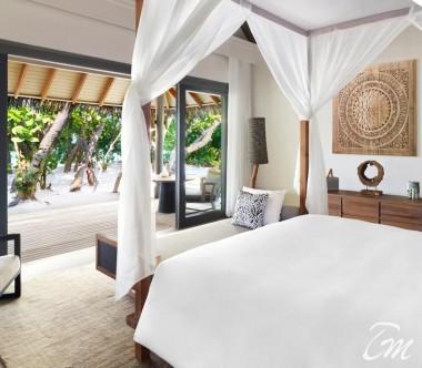 Beach Family Pool Villa - Vakkaru Maldives