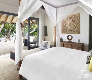 Luxury Beach Villa - Vakkaru Maldives