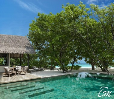 Deluxe Beach Pool Retreat Exterior- Vakkaru Maldives