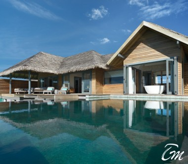 Over Water Pool Retreat Exterior - Vakkaru Maldives