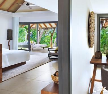 Luxuy Two Bedroom Beach Pool Villa Interior - Vakkaru Maldives