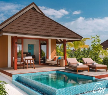Beach Villa with Pool Exterior - Varu By Atmosphere