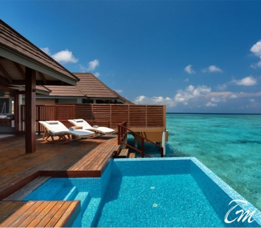 Water Villa with Pool Deck - Varu Atmosphere