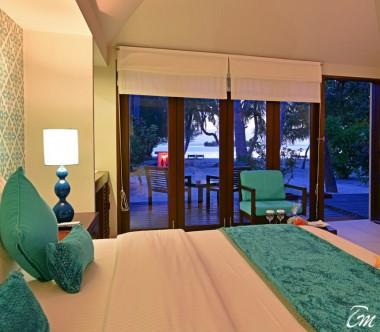 Adaaran Select Hudhuranfushi Beach Villa Interior